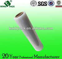 transparent LLDPE stretch film/packing material