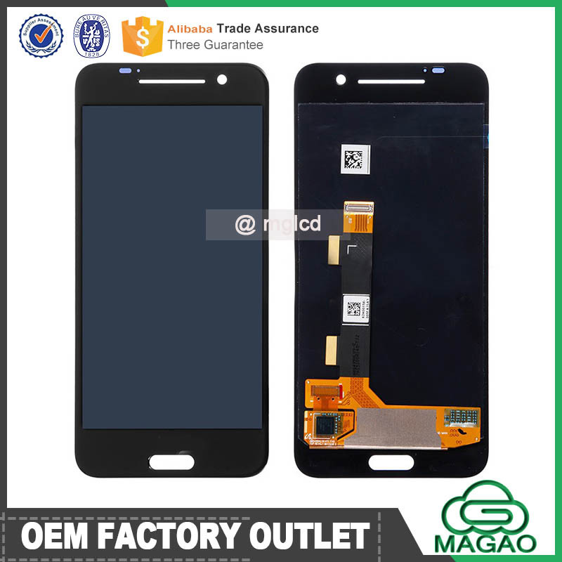 International Strandard LCD Screen Display With Digitizer Assembly For HTC One A9 Glass TFT