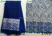 clearly african cord lace chemical high quality guipure lace fabric