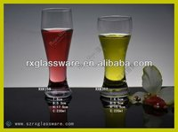 International Glass Beverageware with Custom Logo