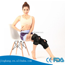 orthopedic knee wraps , Knee orthosis , adjustable Knee flexionator