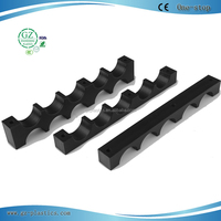 High preciseness wear-resisting low melting point POM+PTFE POM-C Plastic injection mould