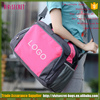 promotion nylon oem cute girls travel duffel bags with custom logo