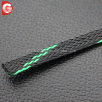 Flame Retardant PET Braided Expandbale Cable Sleeving