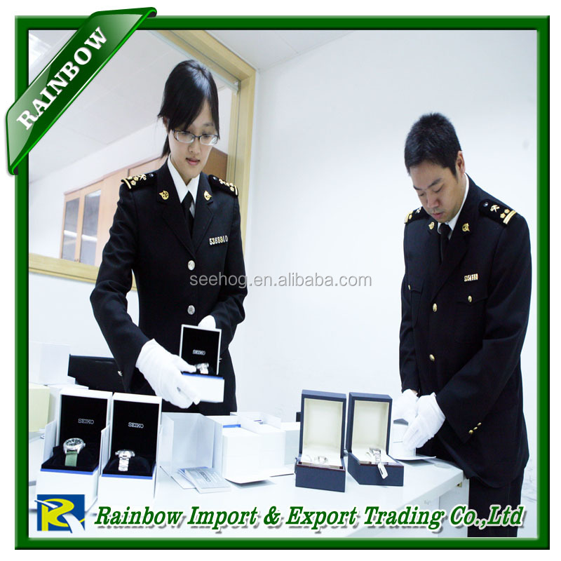 Germany beer export to China Shenzhen port customs broker