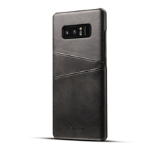 free sample note 8 leather case, 2 in 1 pu leather back cover for galaxy note 8 case mobile phone shell for note 8 case