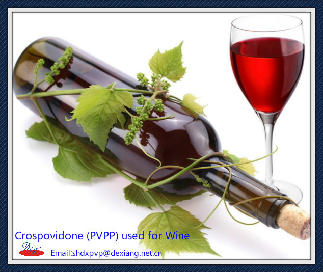 PVPP R for wine and beer agent