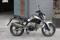 Chongqing Single Cylinder 4 Strokes Air Cool 125CC Economical Racing Motorcycle