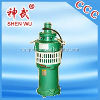 2 hp mini submersible water pump to heat
