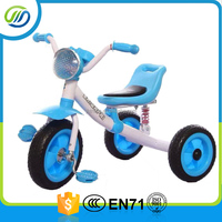 kids ride on car pedal trike baby tricycle with 3 wheel