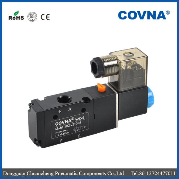 Air Compressor Natural Gas Electric Solenoid Water Valve