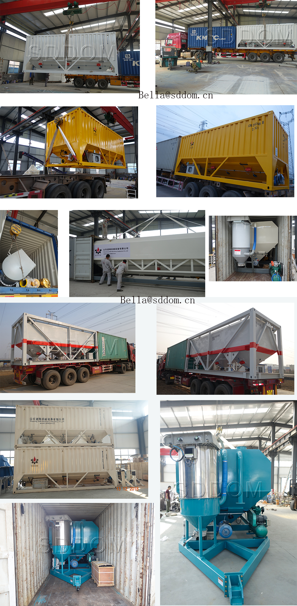 cost efficient cement silo made in china for sale