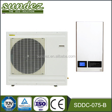 Most Popular Product China Air Water Solar Heat Pump DC inverter heat pump