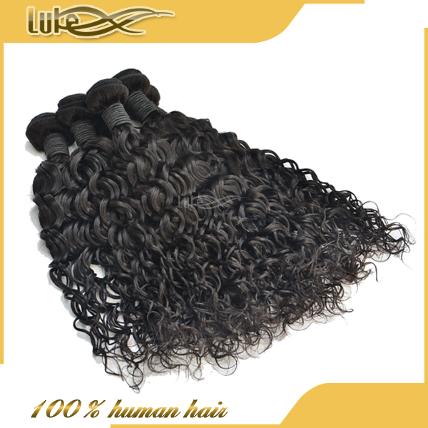 Long service life brazilian human hair extension french curly