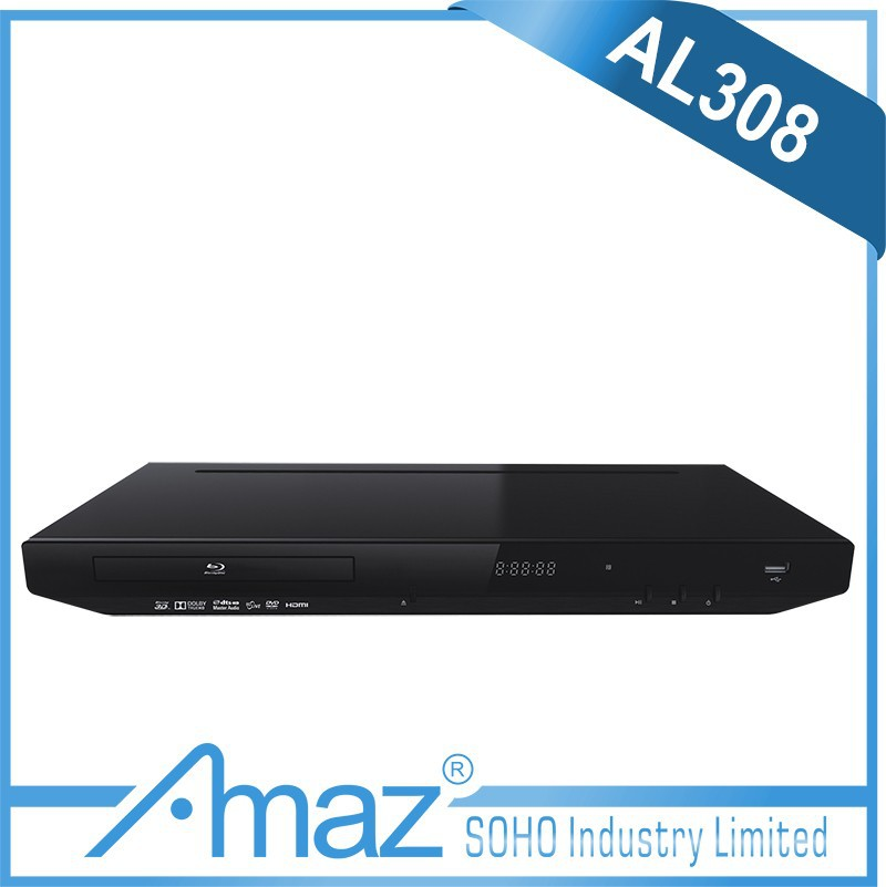 Full HD DVD player with MTK Decoder and brand lense