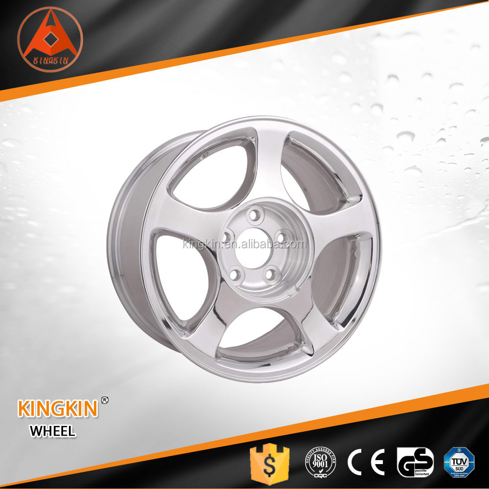 Customized size Forged Auminum alloy Wheel Black/White Singel-piece alloy wheel for cars