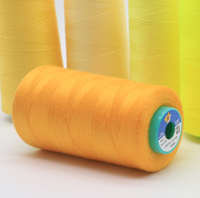<strong>100</strong>% spun polyester sewing thread free sample 20/2 20/3 40/2 manufacturer