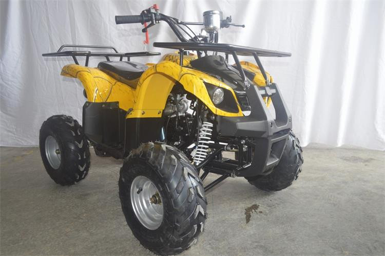 hot saling 125cc air cooling engine hummer four wheelers for kids