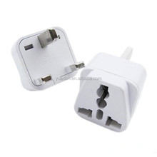 Uk German adapter13A 20V bs socket uk plug,universal travel plugr CE rohs travel adaptor