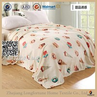 china factory fleece blanket poncho SDF004