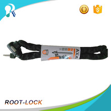 Security chain lock color available bicycle lock