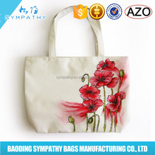 alibaba fashion cotton tote bag shopping hands bags/canvas bag handbag women