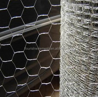 galvanized hexagonal wire mesh/ Hexagonal Wire Netting/ Chicken wire mesh