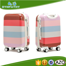 cheap customized luggage shopping bag trolley luggage cheap price suitcase