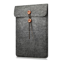 Felt Carrying Case Bag / Laptop Notebook Sleeve Bag Computer tablet Case For Macbook Air Pro