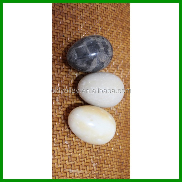 Handmade natural stone crafts for home decoration or gifts use