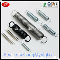 2015top quality Customized steel tube lock spring, spring,spring clips for recessed lighting in Dongguan, ISO9001/RoHS