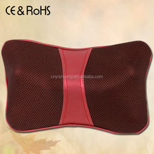 Portable fashion car use neck massager La televisione commerciale Anti-Stress Neck Pillow
