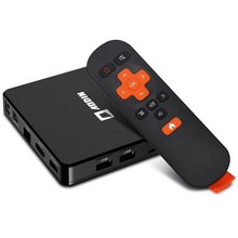 Smart TV Box 2GB+16GB -Turn Your Ordinary TV Set to Be Smart - KODI 16.1 Android 5.1.1 RK3368