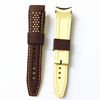 two layer colors removeable wrist watch strap parts