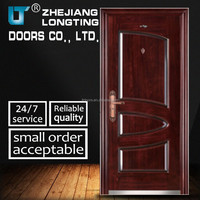 Popular Steel Security Iron Door In Nigeria LTT-202