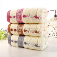 New Brand Umbrella Printed Cotton Face Towel For Adults