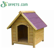 Factory Direct Weatherproof Wooden Dog Kennel
