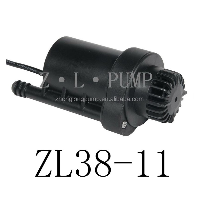 ZL38-08B aluminium alloy shell high temperature water pump