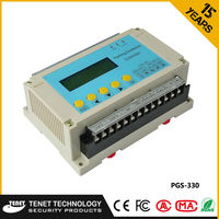 Wireless single channel/lane traffic light system controler