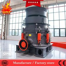 Stationary type hp 200 cone crusher, spring cone crusher machine