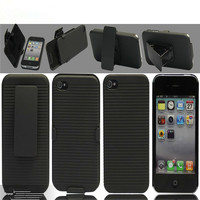 PC mobile phone cases display stand for iphone4