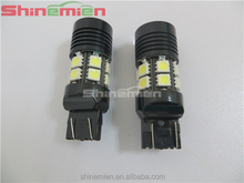 LED car Lamp 7440 7443 high power Cree 5W Q5 LED plus 12LED 5050 3chip SMD