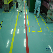 Heavy duty high grade Liquid 3d Floor Epoxy Resin Paint With Good Flowing Property