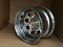 steel wheels steel spoke rim soft8 wheels Jeep steel wheels