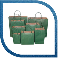 Durable waterproof paper bag with high quality