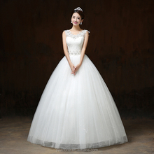 2018 Wholesale China Suzhou Wedding Dresses Cheap Women Bridal Gowns