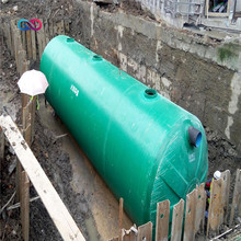 frp septic tank for sewage treatment