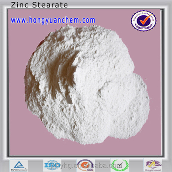 PVC lubricants and stabilizer zinc stearate CAS NO557-05-1