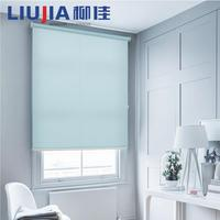 Excellent Quality Outdoor Standard Sunscreen Clear Plastic Blinds