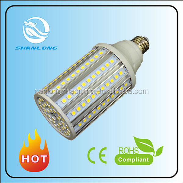 aluminum corn led light with CE ROHS UL Approval / E27 E26 B22 E40 corn led light / SMD5050 SMD3014 12w led corn light